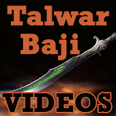 Talvar Baji VIDEOs - Talwar Bazi Raas & Fight