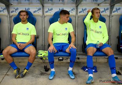 Benjamin Nygren zit in de Genkse selectie voor de partij tegen Cercle Brugge