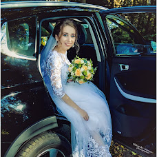 Wedding photographer Aleksandr Morozov (msvsanjok2). Photo of 27.10.2018