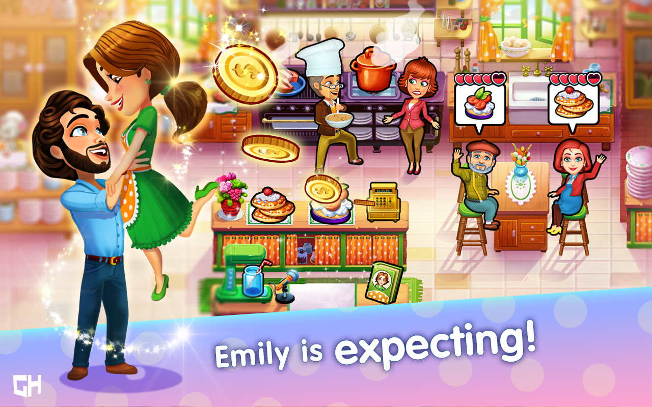 Delicious - Emily's Miracle of Life- screenshot