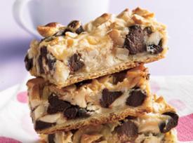 Double Delicious Cookie Bars Recipe
