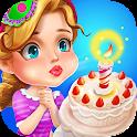 Birthday Cake - Sweet Dessert icon