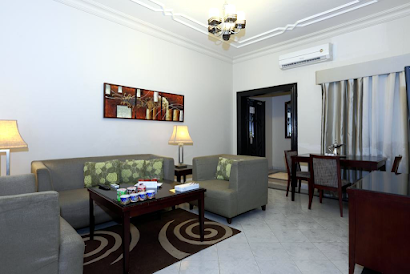King Abdullah Street Apartments