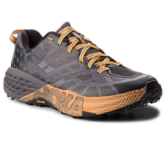 HOKA One One - Speedgoat 2 Kumquat, Herr