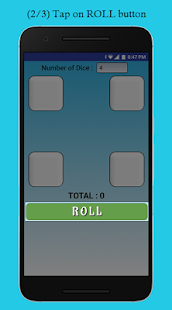Dice Roller- screenshot thumbnail