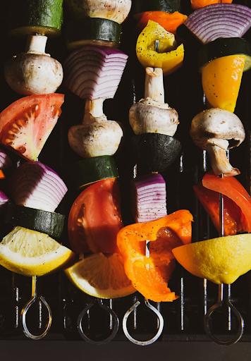 brochette légumes