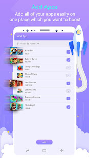 App Game Booster - One Tap Advanced Speed Booster APK for Windows Phone