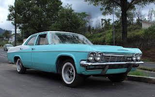 Chevrolet Belair Rent Pichincha