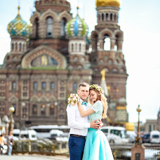 Wedding photographer Anastasiya Afanaseva (anafanasieva). Photo of 11.07.2017
