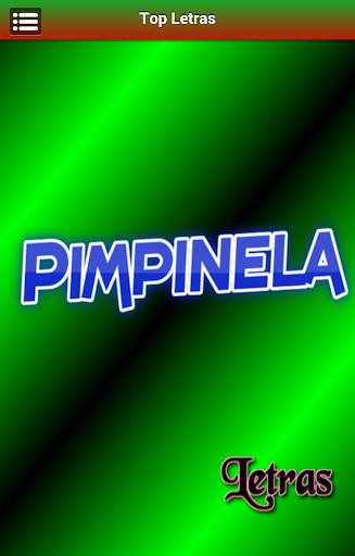 Letras Pimpinela