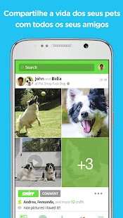 Sniff - Pet Social Network Screenshot 1