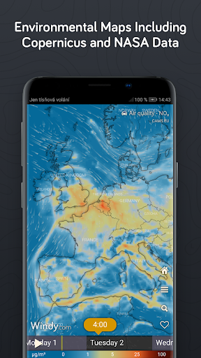 Windy.com - Weather Radar, Satellite and Forecast 25.0000 screenshots 6