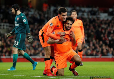 Partage fou entre Arsenal et Liverpool !