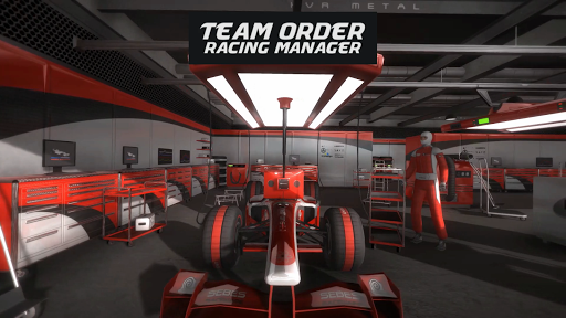 Team Order: Racing Manager 0.9.10 gameplay | by HackJr.Pw 5