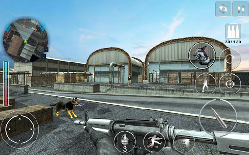 Lara Croft FPS Secret Agent  : Shooter Action Game for PC