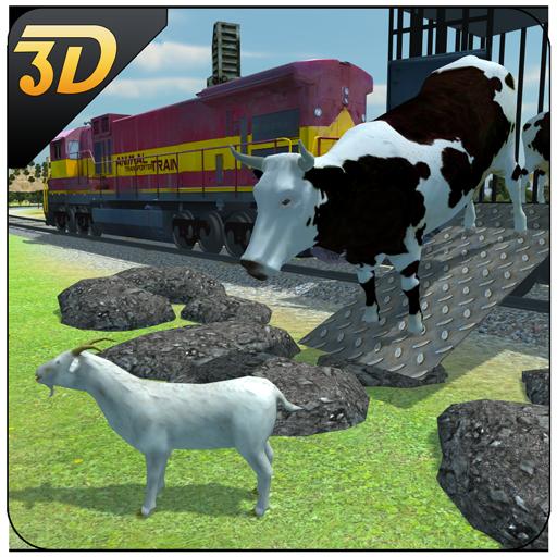 模拟の家畜輸送列車 LOGO-記事Game