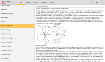 Screenshot of The Encyclopedia of Boating TR