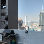 view from my penthouse balcony in Hong Kong, , Hong Kong SAR