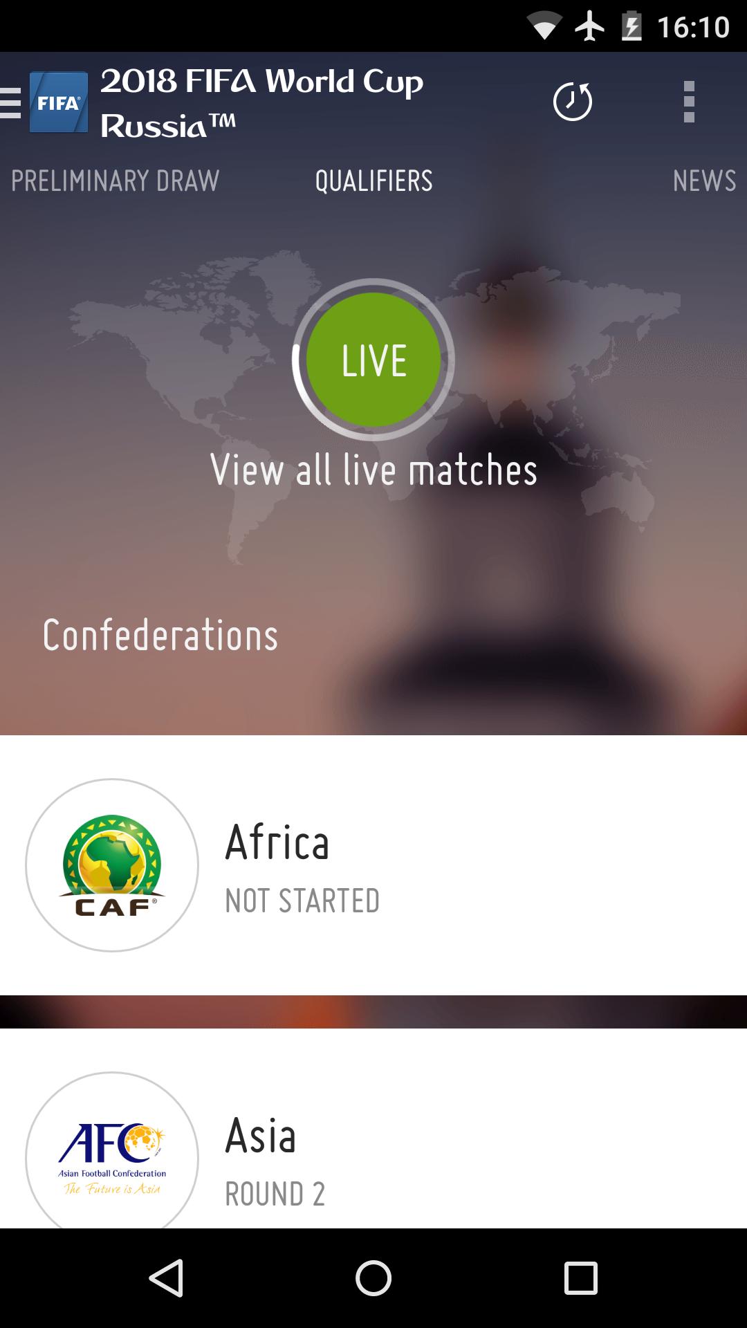 FIFA screenshot #4