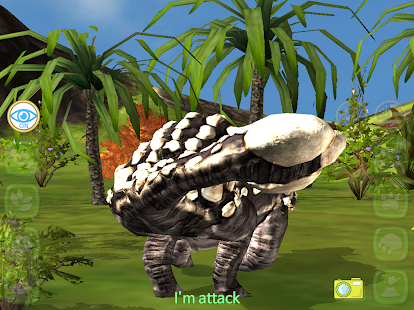 Dinosaur 3D - AR Screenshot