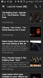 RssDemon News & Podcast Reader Screenshot 4