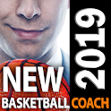 New Basketball Coach '19: Build & manage All-stars icon