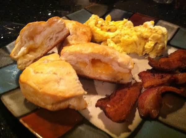 Breakfast...complete :)