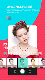 POLA-Kamera - Foto- und Collagen-Editor Screenshot