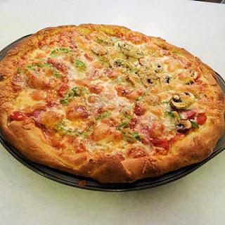 Sourdough Pizza.