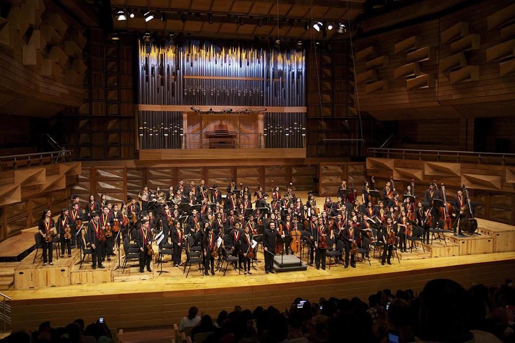 Orquesta Sinfónica José Francisco del Castillo