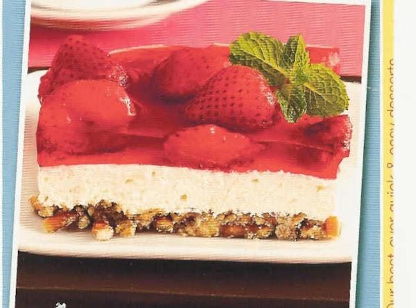 Strawberry Pretzel Surprise Recipe