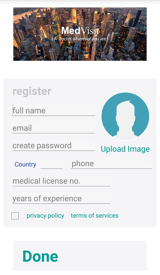 MedVisit for Doctors- screenshot