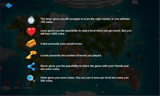 Magic Earth 0.9 screenshots 3