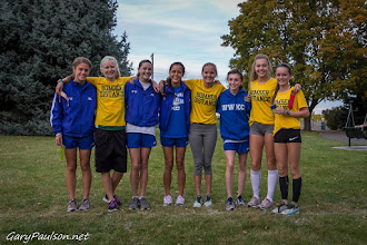 Photo: 4A Girls - Top 8 Mid-Columbia Conference Cross Country District Championship Meet  Buy Photo: http://photos.garypaulson.net/p554312676/e4804a748