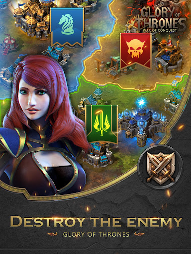 Glory of Thrones: War of Conquest 1.0.4 screenshots 15