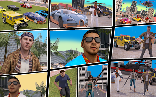 Grand City Thug Crime Gangster 2.10 screenshots 17