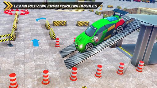 Car Parking 3D Games: Modern Car Game 1.0.8 screenshots 2