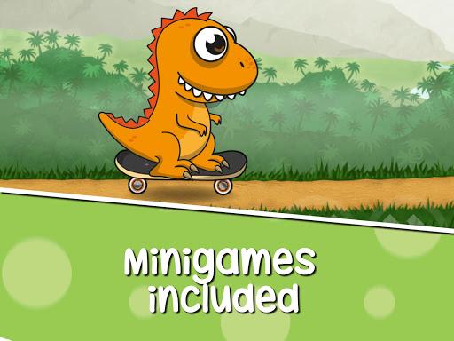 Virtual Pet: Dinosaur life 4.1 screenshots 3