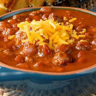 CopyKat.com's Wendy's Chili.