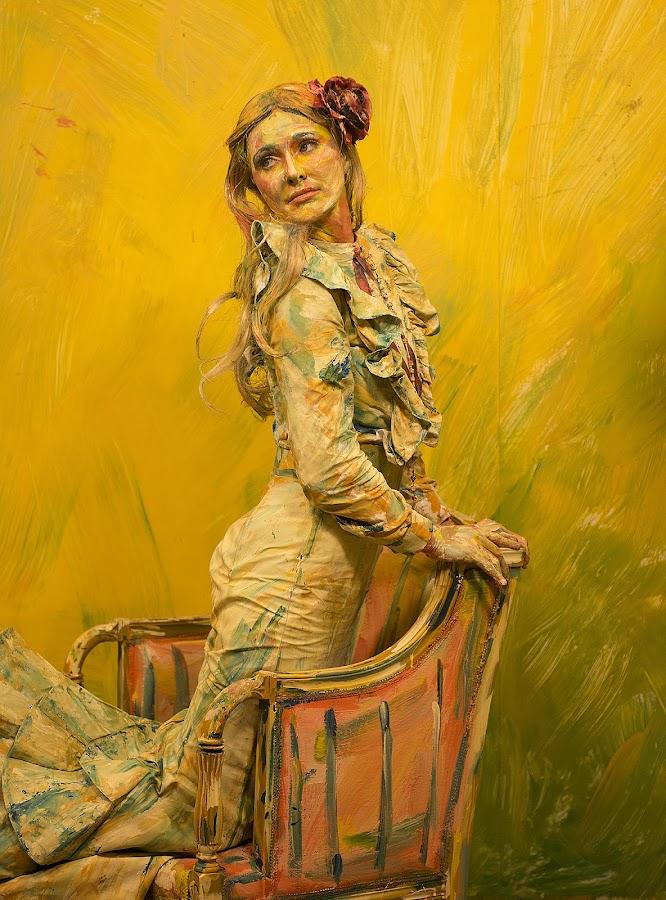 by Alan Naar - People Portraits of Women