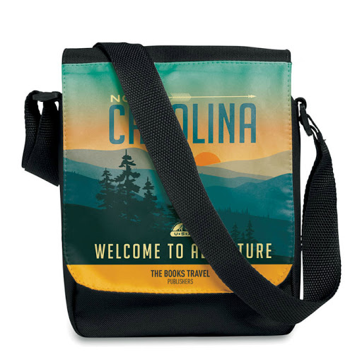 City Bags with Dye Sub Print