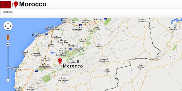 marraquexe mapa Marrakech map   Apps on Google Play marraquexe mapa