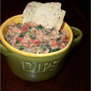 White Bean Spinach Dip