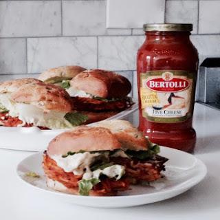 Spaghetti Sandwiches