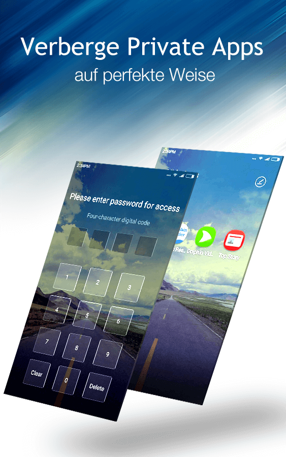 C Launcher – Themes, Wallpaper – Screenshot
