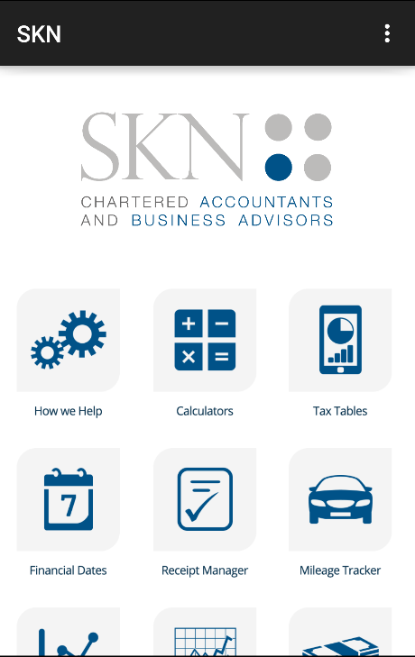 Accountancy and Tax service- screenshot
