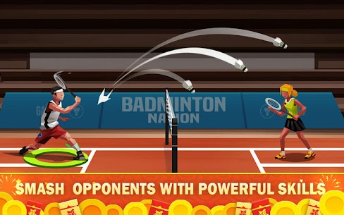 Badminton League Apk Mod (MOD, Unlimited Coins) 8