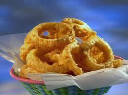 Crispy Barbecue Onion Rings Recipe