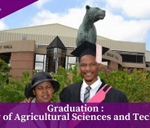 Graduation (Faculty of Agricultural Sciences & Technology) : NWU Mafikeng Campus