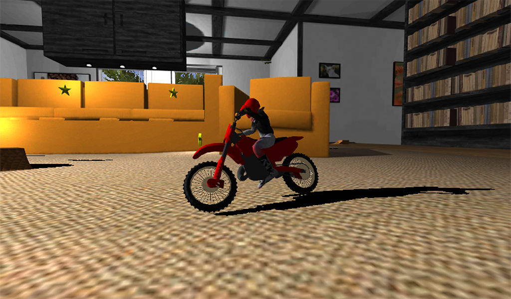 Office-bike-driving-3d 14